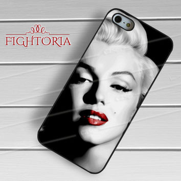 Marilyn Monroe - zzZzz for  iPhone 4/4S/5/5S/5C/6/6+s,Samsung S3/S4/S5/S6 Regular/S6 Edge,Samsung Note 3/4