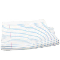 Notebook Paper Silk Handkerchief