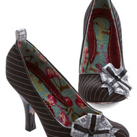 Irregular Choice Quirky Beyond Measure Heel