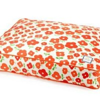 One Kings Lane - It's a Dog's Life - Daisy Dog Bed, Coral