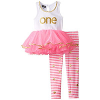 Mud Pie Tulle Metallic Pant Outfit
