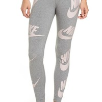 Nike Sportswear Graphic Leggings | Nordstrom