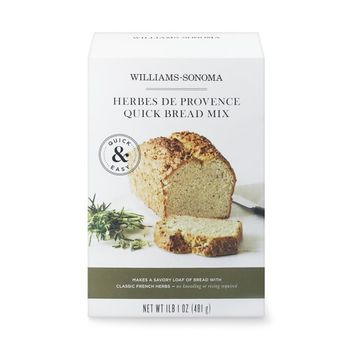 Williams-Sonoma Herbs de Provence Savory Quick Bread Mix