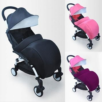Universal Stroller Warmer Cotton  Footmuff Buggy Foot Cover