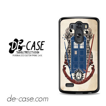 Doctor Who (2) For LG G3 Case Phone Case Gift Present YO