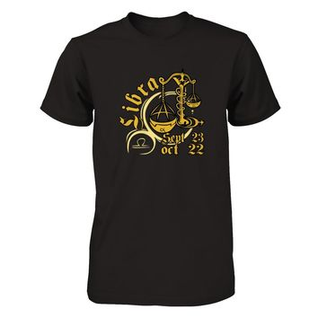 Cool Libra Rock' N' Roll - Shirts