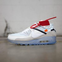 spbest NIKE AIR MAX 90 OFF-WHITE