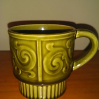 Green Japanese Cup