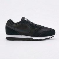 Nike MD Runner 2 Black Trainers - Urban Outfitters