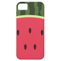 Watermelon Iphone 5 Case from Zazzle.com
