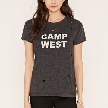Camp West Graphic Tee
