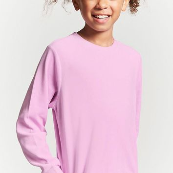 Girls Terry Cloth Top (Kids)
