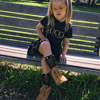 Gucci Queen- Baby/Toddler/Youth/Kids/Adult Unisex Graphic T-shirt/Tee