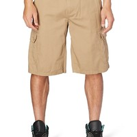 Classic Belted Cargo Short