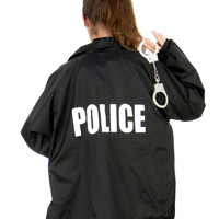 POLICE COACHES JACKET