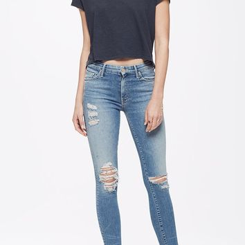MOTHER | High Waisted Looker - Push The Envelope