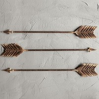 Arrow Wall Decor - Arrow Wall Decor - Wall Decorations | HomeDecorators.com