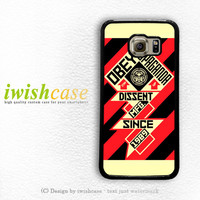 Obey Hello Kitty Samsung Galaxy S3 Case S4 Case S5 Case S6 Case S6 Edge Case