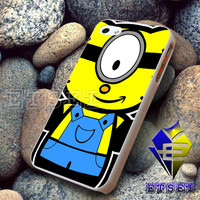 hello minion parody superhero For iPhone Case Samsung Galaxy Case Ipad Case Ipod Case