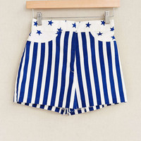 Vintage Stars N Stripes Short - Urban Outfitters