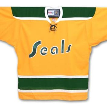 Oakland Seals Vintage Replica Jersey 1974 (Home)