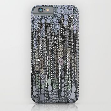 :: Shades of Gray :: iPhone & iPod Case by :: GaleStorm Artworks ::