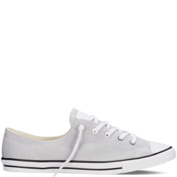 Converse Chuck Taylor All Star Fancy Oyster Grey Low Top
