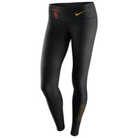 Women's Nike Black USC Trojans Stadium Legend 2.0 Tight Performance Pants