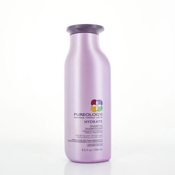 Pureology Hydrate Shampoo For Color Treated Hair 8.5oz 250ml