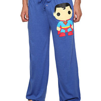 DC Comics Pop! Superman Men's Pajama Pants | Hot Topic