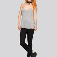 UNLEASHED TANK - GRAY