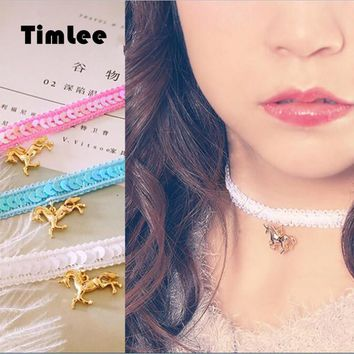 Unicorn Chokers