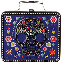 Darling Day of the Dead Lunchbox - PLASTICLAND