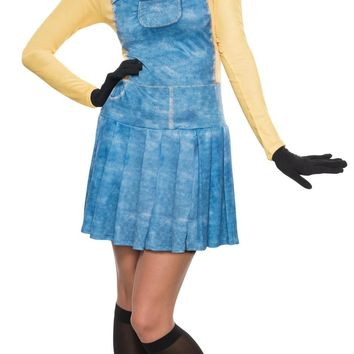 Minion Adult Costume for Halloween