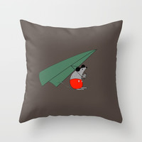 Hey Mickey, you don't look so fine Throw Pillow by lalainelim