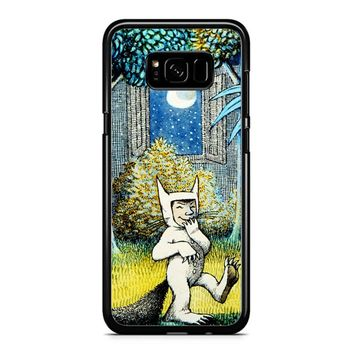 Max Where The Wild Things Are Samsung Galaxy S8 Case