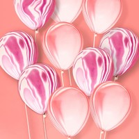 Ginger Ray Marble Balloons