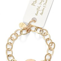 Women's Ija 'Zodiac' 14k-Gold Fill Chain Bracelet