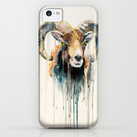 Ram iPhone & iPod Case by Slaveika Aladjova