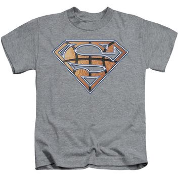 Superman - Basketball Shield Short Sleeve Juvenile 18/1