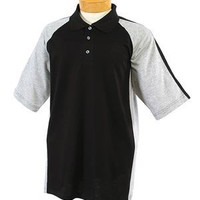 Jerzees 5.6 oz 50/50 Jersey Golf Shirt with Spotshield.