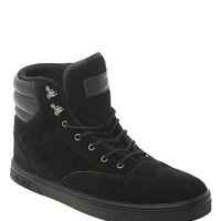 Vlado Milo Black Lace-Up Sneakers