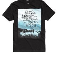 The Lord Of The Rings Worth Fighting For T-Shirt