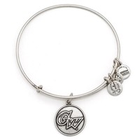 Alex and Ani George Washington University Logo Charm Bangle - Rafae...