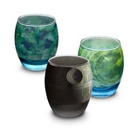 Star Wars Planetary Glassware Set