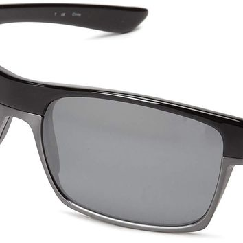 Oakley Men's Twoface Rectangular Sunglasses