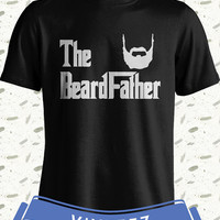 The Beard Father Shirt TShirt Clothing Top Tee Fathers Day Christmas Gift Present