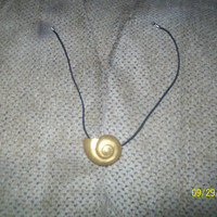 The little Mermaid shell necklace! Voice stealing necklace! Ursula! Ariel!
