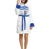 Star Wars R2-D2 Girls Bathrobe