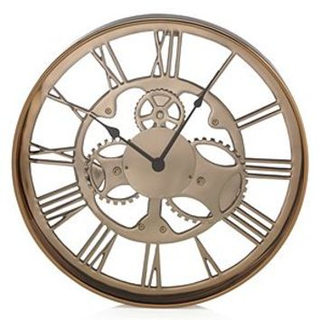Metal Gear Wall Clock | Clocks | Clocks & Photo Frames | Decor | Z Gallerie